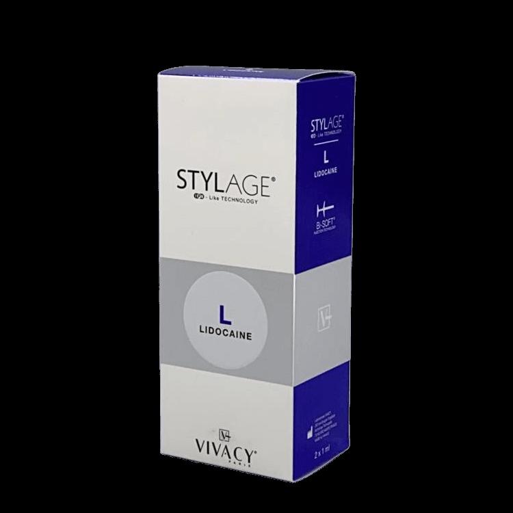 Stylage® L Bi-SOFT mit Lidocain