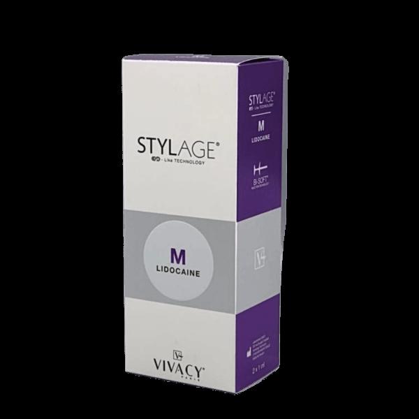 Stylage M Bi-Soft mit Lidocain