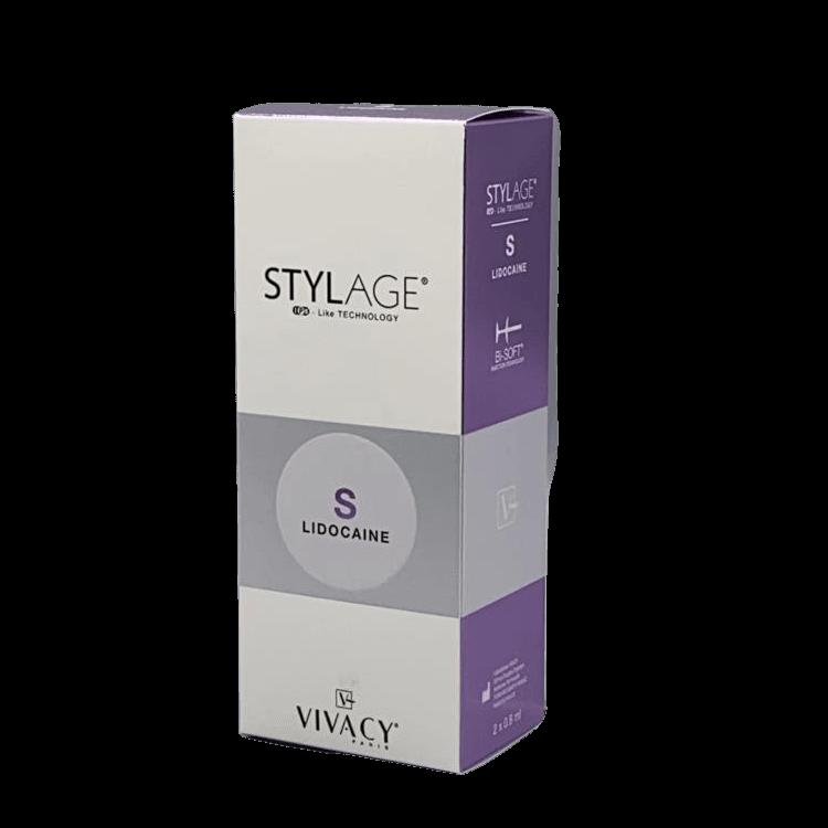 Stylage® S Bi-Soft mit Lidocain