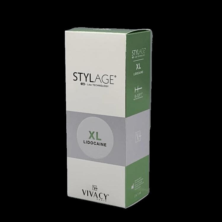 Stylage® XL Bi-Soft mit Lidocain