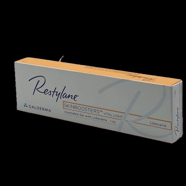 Restylane Skinboosters Vital Light Lidocaine
